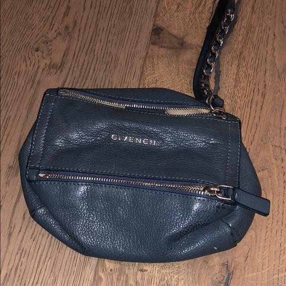 ee356fd0ae4 Givenchy Handbags - Givenchy mini Pandora wristlet!